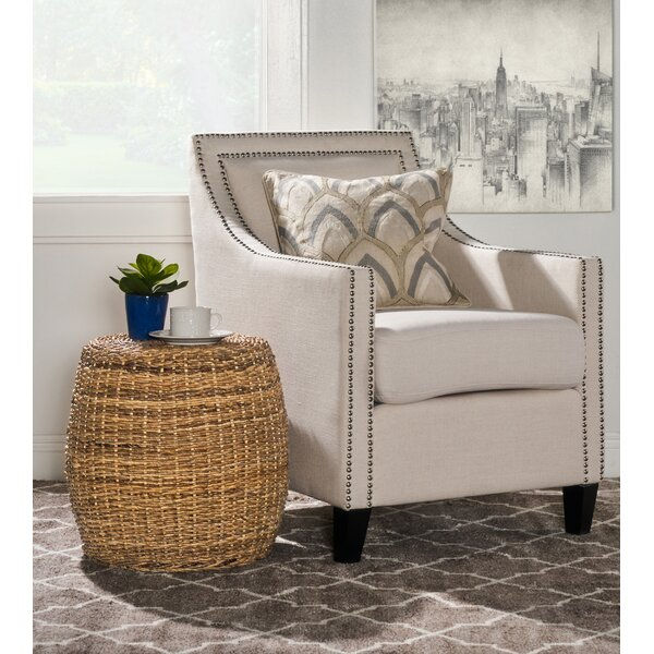 Izabella End Table by Mistana