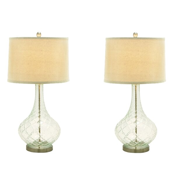 Euro 31 Table Lamp (Set of 2) by Urban Designs