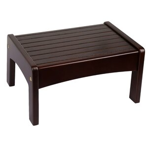 Slatted Step Stool