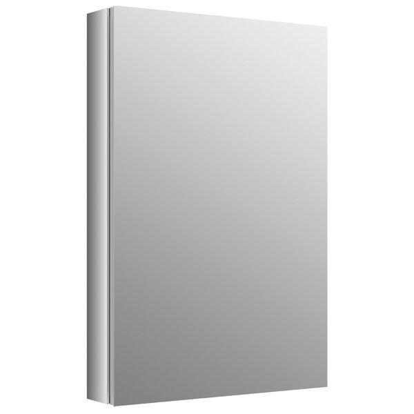Verdera 20 x 30 Aluminum Medicine Cabinet by Kohler