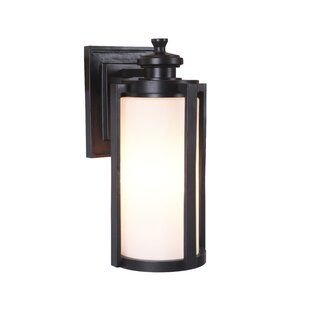 Reviews Carsten 3-Light Outdoor Wall Lantern By Gracie Oaks
