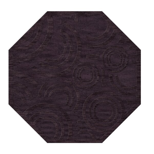 Dover Tufted Wool Grape Ice Area Rug by Dalyn Rug Co.