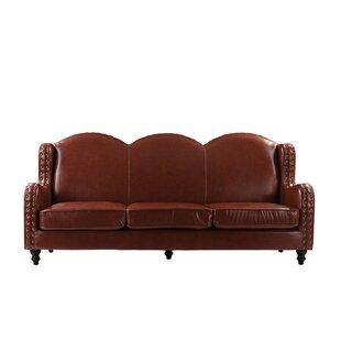 Cool Rines Leather Standard Sofa Dailytribune Chair Design For Home Dailytribuneorg