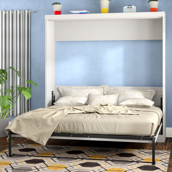 Beecroft Murphy Bed by Latitude Run Latitude Run
