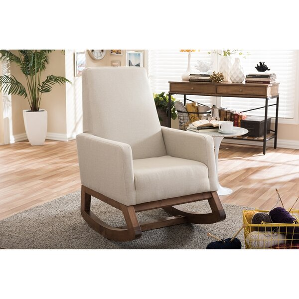 Ankney Rocking Chair By Gracie Oaks
