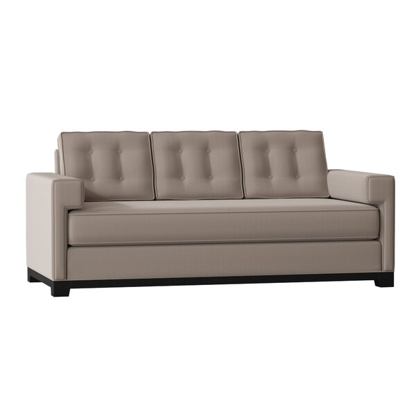 Dashing Collection Merrell Contemporary Sofa by Loni M Designs by Loni M Designs