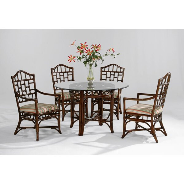Chippendale Dining Table by Braxton Culler