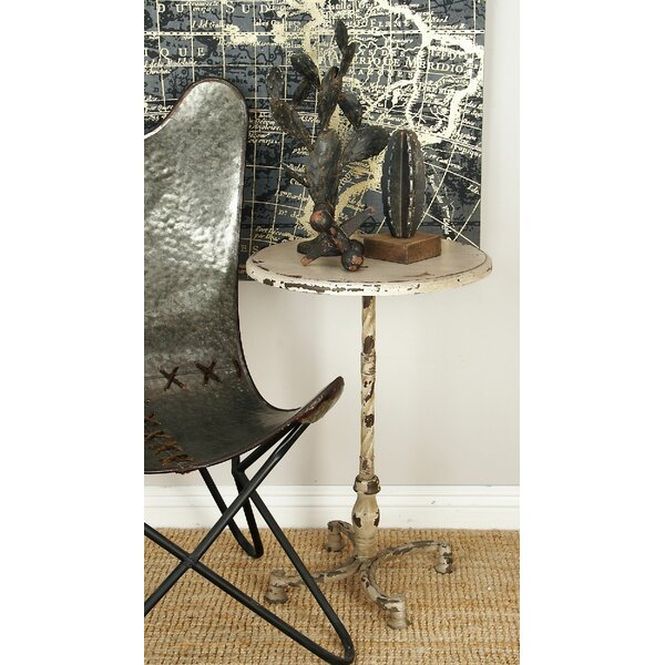 End Table by Cole & Grey Cole & Grey