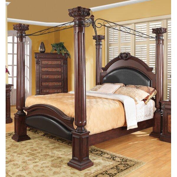 Fechteler Upholstered Canopy Bed By Astoria Grand by Astoria Grand Fresh