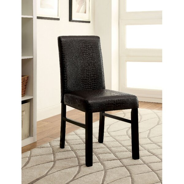 Dorey Upholstered Dining Chair (Set of 2) by Ivy Bronx