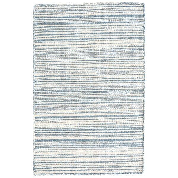 Melange Blue Area Rug by Dash and Albert Rugs