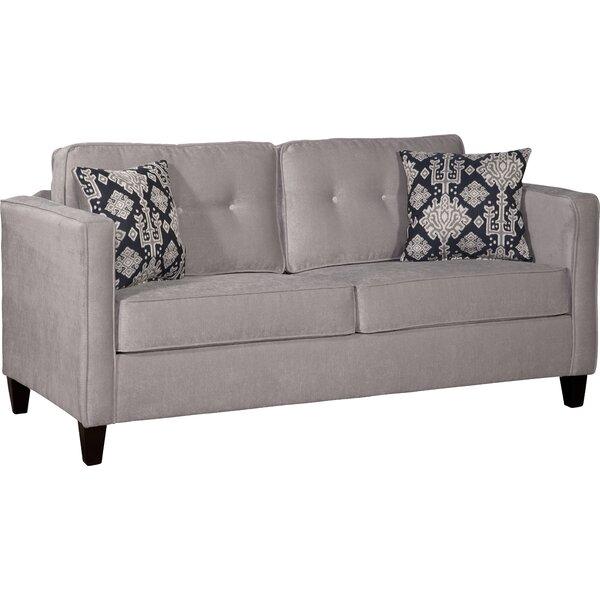 "Serta Upholstery Mansfield 72"" Sleeper Sofa & Reviews"