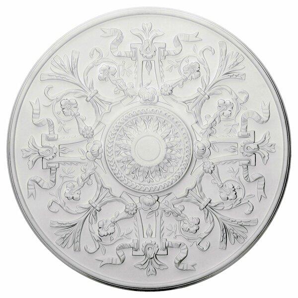 Versailles 33H x 33W x 1 3/4D Ceiling Medallion by Ekena Millwork