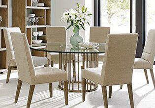 Shadow Play Rendezvous 7 Piece Dining Set by Lexington