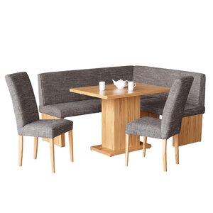 Essgruppe Caprice 2 mit 2 Stühlen von Caracella