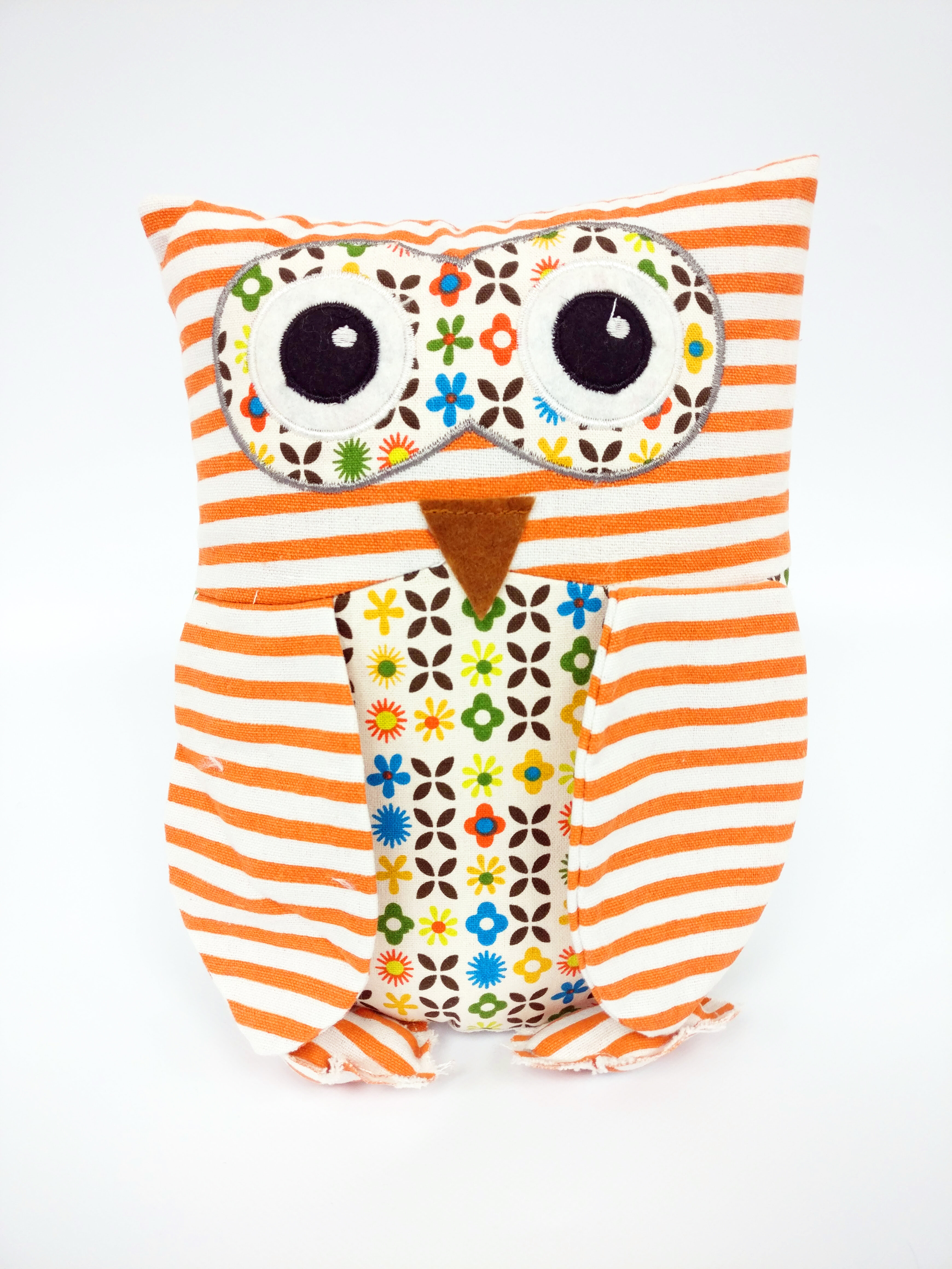 Walplus Owl Fabric Weighted Floor Stop Reviews Wayfair