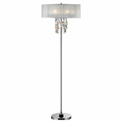 Moon Jewel 62 Floor Lamp by Sintechno