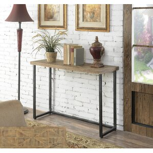Trent Austin Design Vox Parquet Console Table
