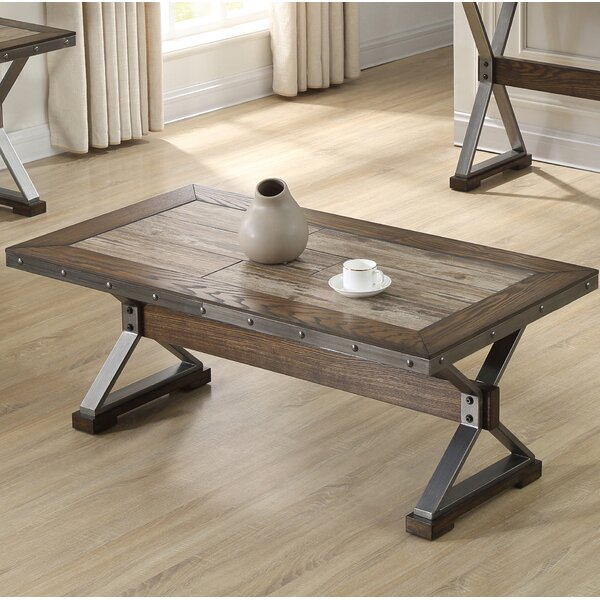 Locksley Coffee Table by Williston Forge Williston Forge