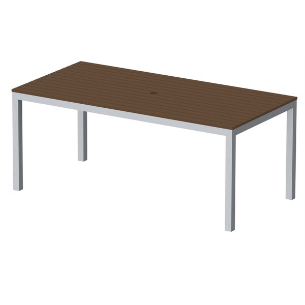 Loft Outdoor Dining Table by Elan Furniture