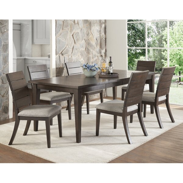 Wooton 7 Piece Extendable Dining Set by Gracie Oaks