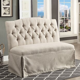 Eleanora Transitional Loveseat by Charlton Home