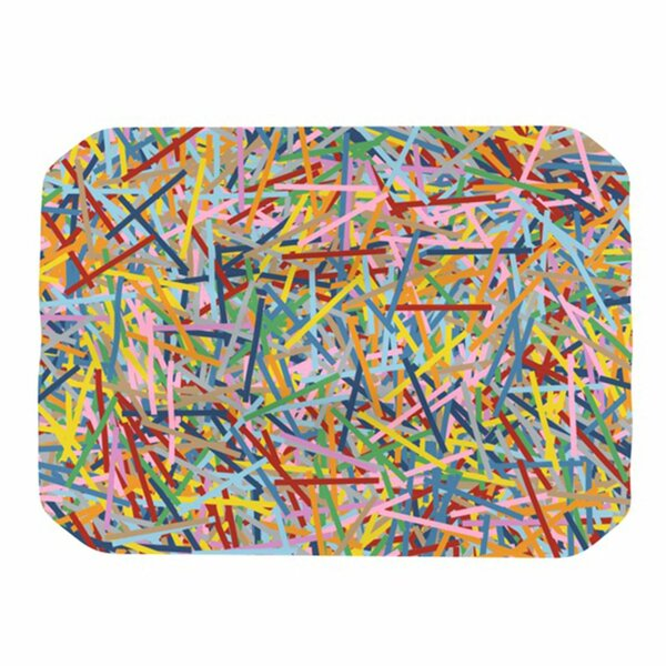 More Sprinkles Placemat by KESS InHouse