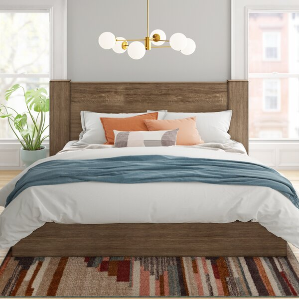 Platform Bed by Foundstone