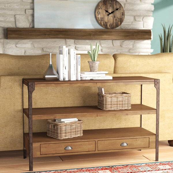 Review Hingham Console Table