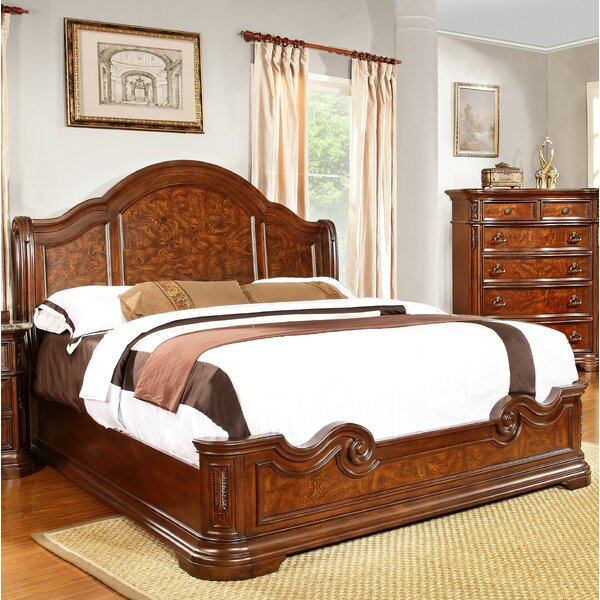 Royal Palace Bed by Wildon Home ®