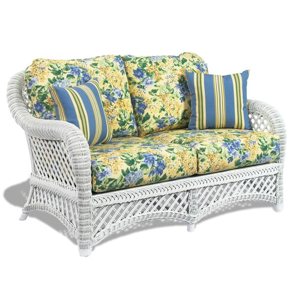Lanai Loveseat by ElanaMar Designs