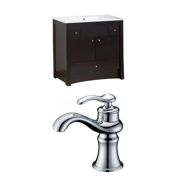Vangundy 36 Single Bathroom Vanity Set by Royal Purple Bath Kitchen