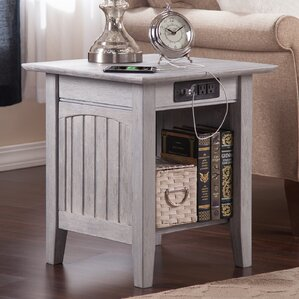 Glenni End Table with Stor..