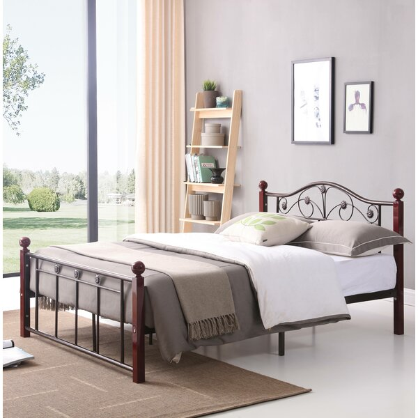Cleasby Platform Bed by Fleur De Lis Living