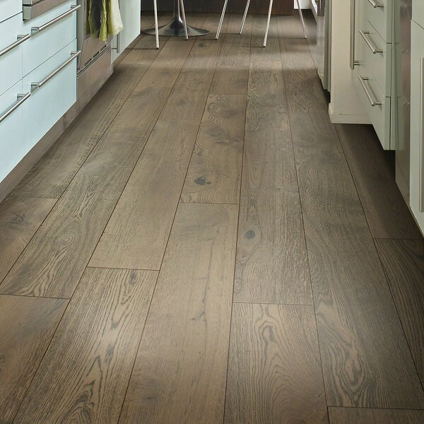Scottsmoor Oak 7.5 Engineered White Oak Hardwood Flooring by Shaw Floors