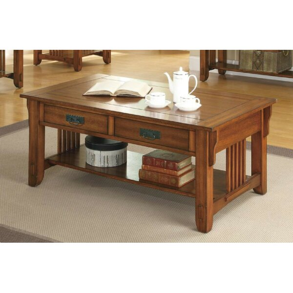 Abrahamson Coffee Table by Loon Peak