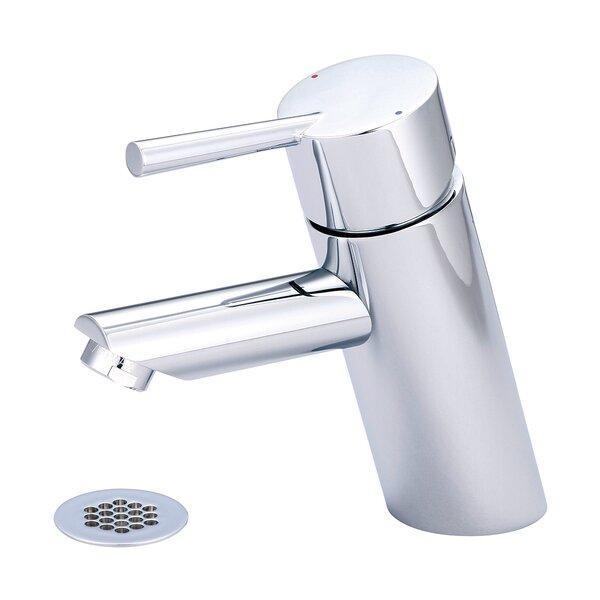 Deck Mounted Standard Bathroom Faucet