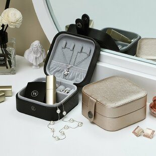 Small Portable Travel Case By Ebern Designs