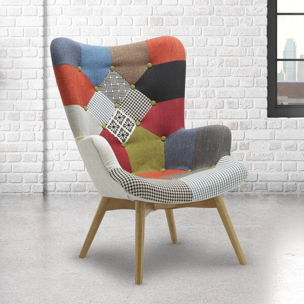 Latitude Vive Helsingor Chair & Reviews | Wayfair.co.uk