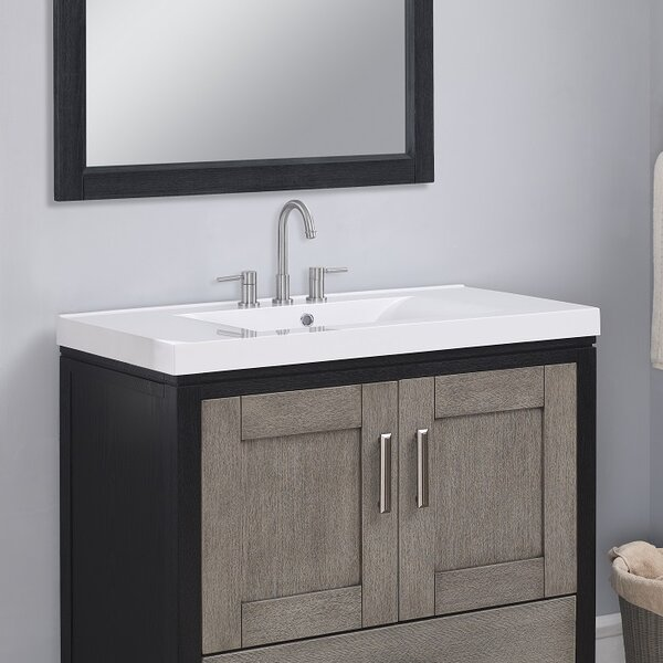 35 Single Bathroom Vanity Set by RunFine Group35 Single Bathroom Vanity Set by RunFine Group