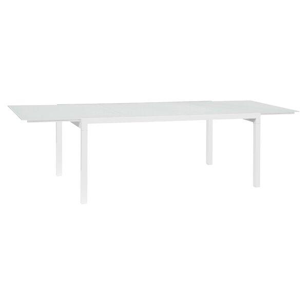 Santistevan Glass Dining Table