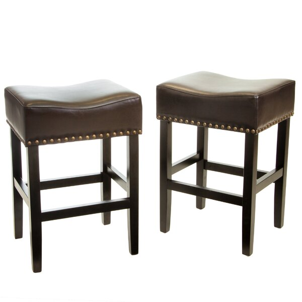 Andersonville 26 Bar Stool (Set of 2) by Alcott Hill