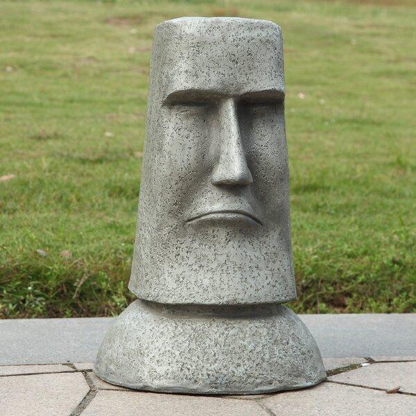 Easter Island Head Statue by Hi-Line Gift Ltd.