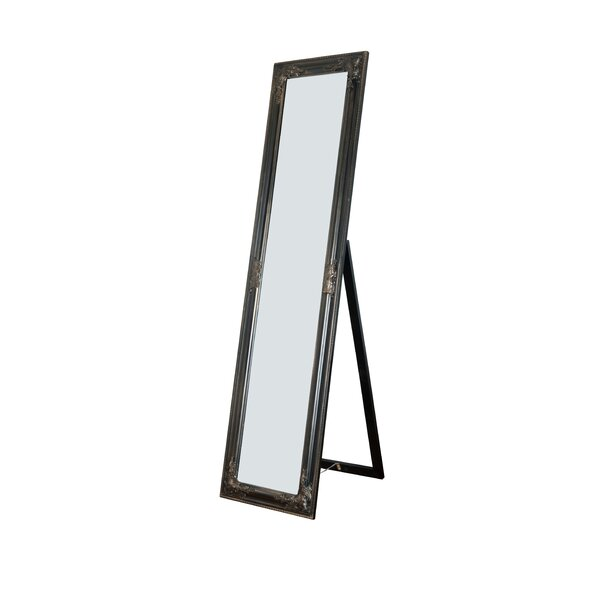 Rectangle Cheval Standing Wall Mirror by Willa Arl
