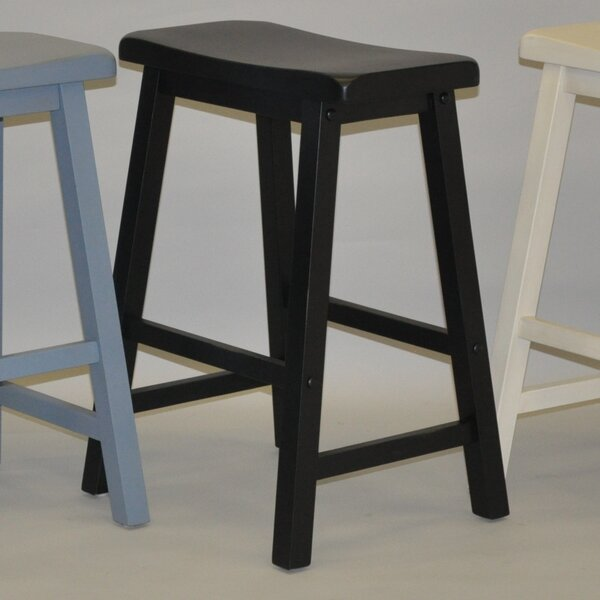 Carrolltown 24 Bar Stool (Set of 2) by August Grove