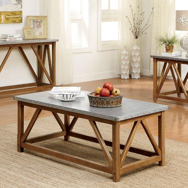 Aleah Coffee Table By Gracie Oaks