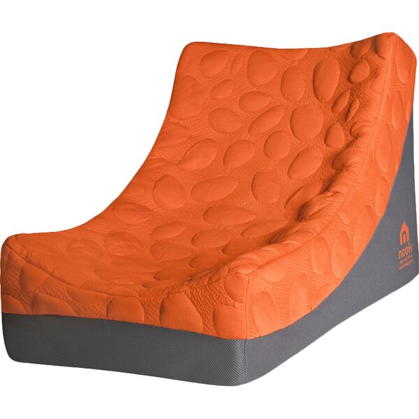Pebble Kids Cotton Chaise Lounge by Nook Sleep Systems