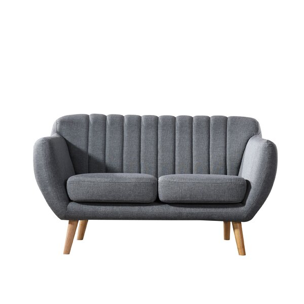 Villalba Sophisticated and Stylish Loveseat by George Oliver