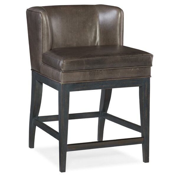 Jada Contemporary Counter Bar Stool by Hooker Furniture
