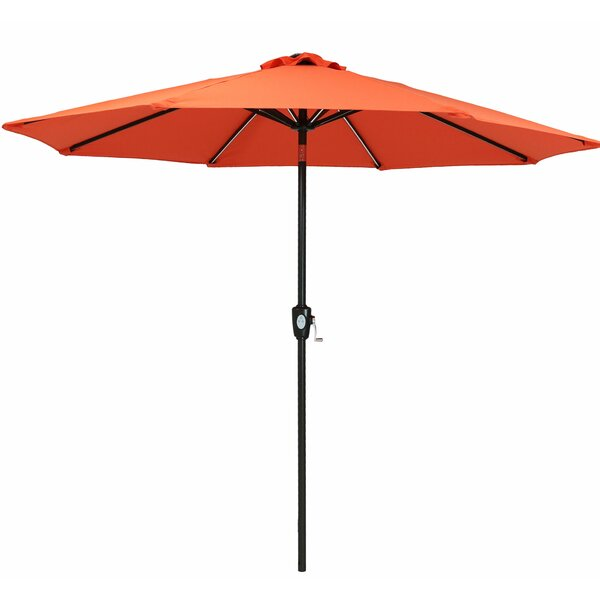 Caleb 8.5' Market Umbrella by Breakwater Bay